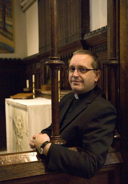 The Very Rev Kelvin Holdsworth